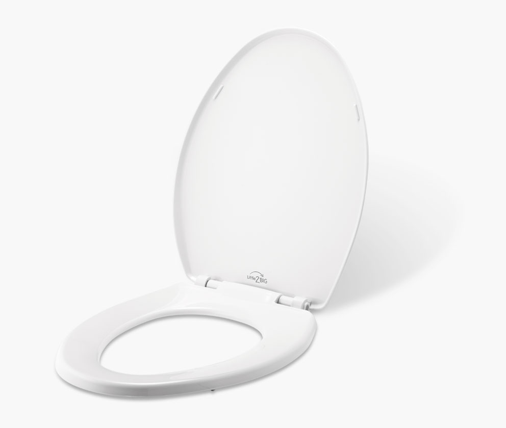 Outstanding Elongated Toilet Seat Little 2 Big Built In Potty Seat Dailytribune Chair Design For Home Dailytribuneorg